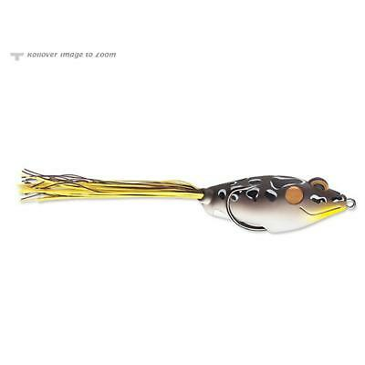 "Terminator 3"" Walking Frog 11/16 Ounce Topwater Lure Brown Leopard, TWF3310"