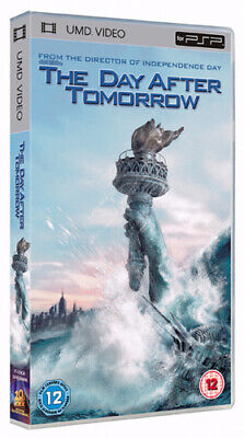 The Day After Tomorrow [UMD Mini for PSP DVD