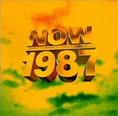 Various : Now Thats What I Call Music 1987 - 10th CD FREE Shipping, Save £s