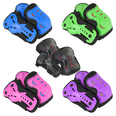 SFR - Essential Junior Triple Pad Set - Wrist, Elbow & Knee Pads - FREE P&P