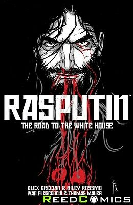 RASPUTIN VOLUME 2 THE ROAD TO THE WHITE HOUSE GRAPHIC NOVEL New Paperback #6-10