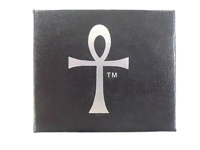 Death ANKH Sterling Silver RING size 11~DC Direct 2000 NEIL GAIMAN Unused in Box