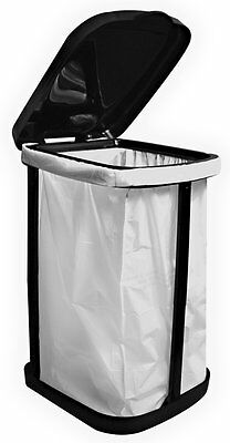 Thetford 36773 Stormate Garbage Bag Holder Collapsible holder saves space NEW ..