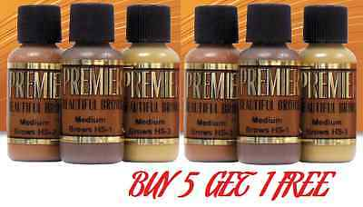 Premier Pigments Concentrated Originals Hairline Strokes Permanent Makeup Ink