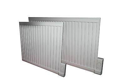 Oil Filled Electric Radiator, Heater. Wall Mounted or Portable. Thermostat