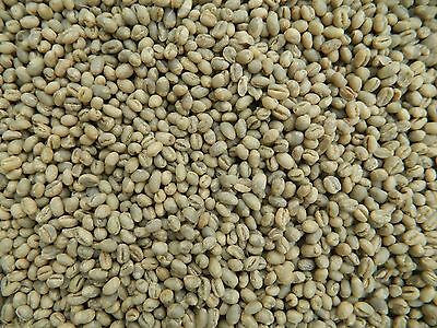 5 lbs Tanzanian Northern Peaberry Fresh Unroasted/Green Coffee Beans