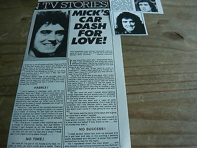 Mick Robertson (Magpie) - Magazine Cuttings Collection (Ref R1)