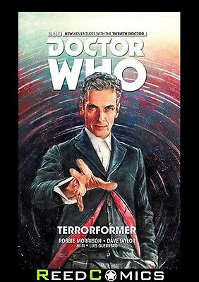 DOCTOR WHO 12th DOCTOR VOLUME 1 TERRORFORMER HARDCOVER Collects YEAR ONE #1-5