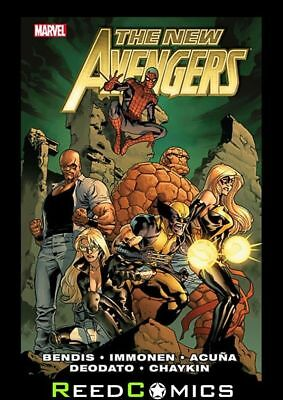 NEW AVENGERS BY BRIAN MICHAEL BENDIS VOLUME 2 HARDCOVER Collects (2010) #7-13
