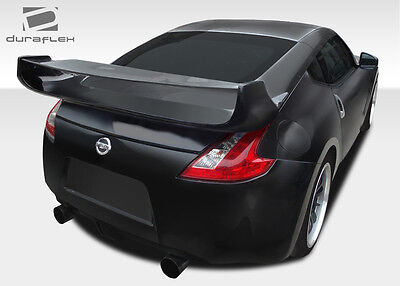 09-15 Fits Nissan 370Z Coupe Duraflex Vader 3 Wing Spoiler 1pc Body Kit 108266