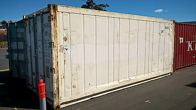 Carrier Refrigerated Shipping Container 20ft