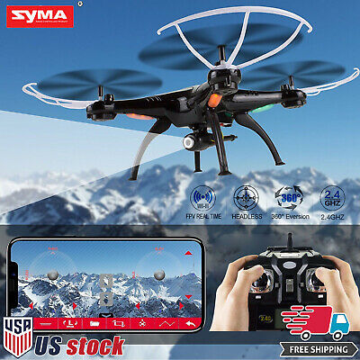 UDI U845 WiFi FPV 2.4G Phone Remote Control RC Quadcopter Drone UFO W/ HD Camera