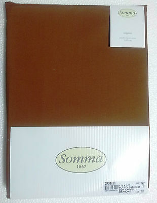 SOMMA 1867 sottolenzuolo con angoli farbe BACKSTEIN Made in Italy