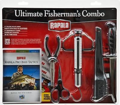Rapala Ultimate Fisherman's Combo, UFC1,  New
