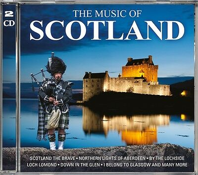 Various - The Music Of Scotland