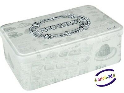 Sugar Box - Sucrier Orval Creations - French Design Antique - New