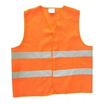 (135) 1 x High Visibility Reflective Vest for Children car School Kindergarten