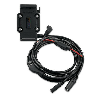 Garmin Zumo 660 660LM Motorcycle Mount Kit Inc Integrated Power Cable