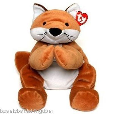 Ty Pillow Pal * Foxy * The Brown Fox 03022