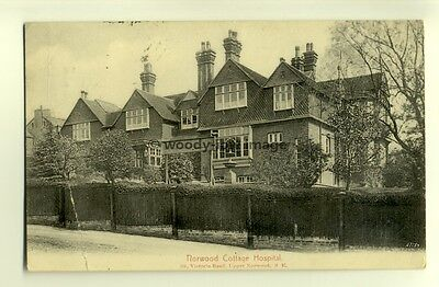 tp7075 - London - The Norwood Cottage Hospital 1908, in Victoria Rd. - Postcard