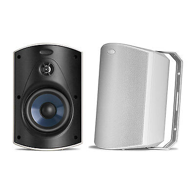 Polk Audio Atrium 5 (White) 2-Way In/Outdoor Speakers (1 Pair).  Limited QTY.