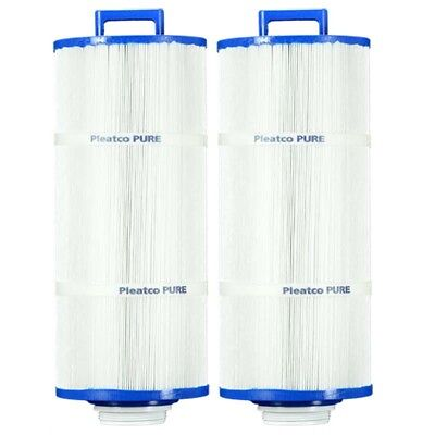 2 Pack Pleatco PPM50SC-F2M Filter Cartridge Marquis Pacific 370-0237 5CH-502