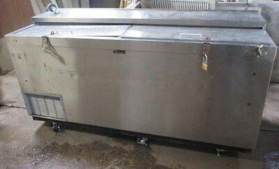 Perlick 2 Door Bottle Cooler  7262DUL