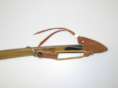 New Neet Archery Traditional Leather String Keeper For Longbows and Flat Bows