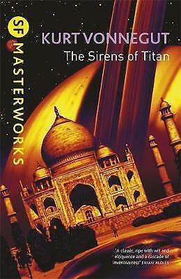 The Sirens of Titan by Kurt Vonnegut (Paperback) New Book