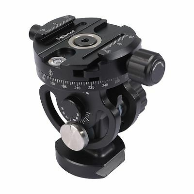 iShoot IS-5840QJ 2D 360 Panorama Platform Tripod Quick Release Panning Ball Head