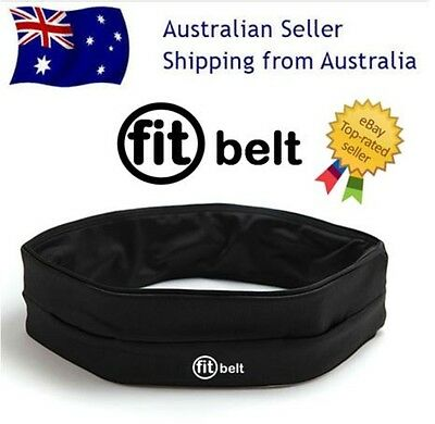 FitBelt - Universal Outdoor Running Workout Hiking Walking Fitness Jogging Belt