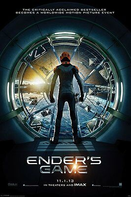 Enders Game Teaser Movie 91.5 X 61Cm Poster New Official Merchandise