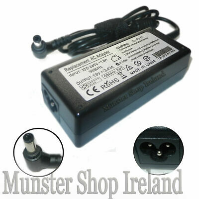 Genuine Toshiba Pa3714U-1Aca Satellite C660 L300 L450 Laptop Charger 19V 3.42A