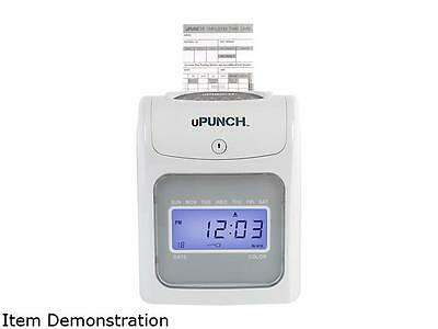 uPunch HN4000 Electronic Calculating Punch Card Time Clock