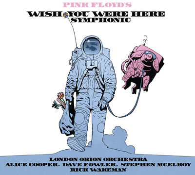 London Orion Orchestra : Pink Floyd's Wish You Were Here Symphonic CD (2016)