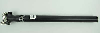 Easton Have T.S Carb Zero Seat Post 31.6 x 400mm - Black