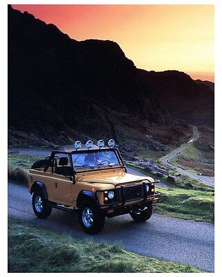 1994 Land Rover Discovery Factory Photo ca4505