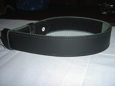 Genuine 100% real Leather Kilt Belt Adjustable size for Kilts Highland Dress