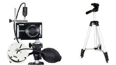 SRB NEW Self Take Compact Carp Fishing Photo Camera Kit + Travel Tripod
