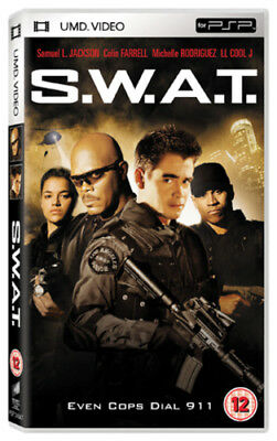 S.W.A.T  DVD UMD Mini for PSP
