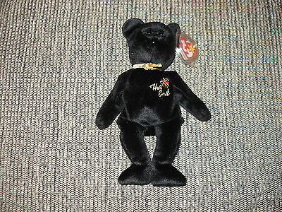 TY Beanie Baby - The End