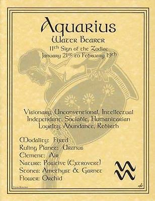 12 Zodiac Parchments for Book of Shadows!
