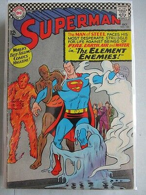 Superman Vol. 1 (1939-2011) #190 FN+