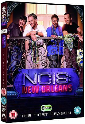 NCIS New Orleans: The First Season [DVD]