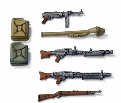 """King And Country Ww11 """"german Weapons Set"""" Ws321 Wss321 Military 1.30 Scale"""