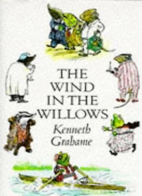 The Wind in the Willows By Kenneth Grahame, E.H. Shepard. 9780416169805