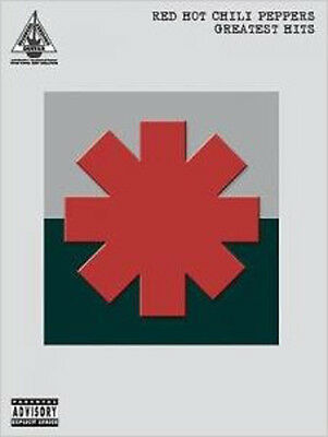 Red Hot Chili Peppers: Greatest Hits (TAB), New, The Red Hot Chili Peppers Book