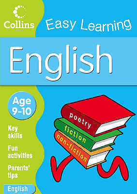 English age 9-10 by Collins Easy Learning (Paperback)
