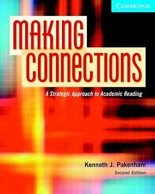 Making Connections High Intermediate Student's Book: A Strategic Approach to Ac