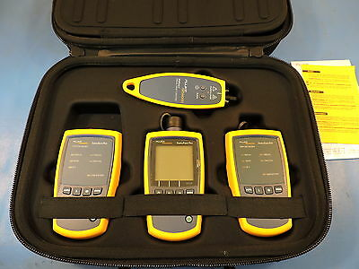 Fluke FTK1450, FTK-1450, SimpliFiber Pro Fiber Verification Kit